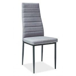 Casarredo Jídelní čalouněná židle H-265 šedá