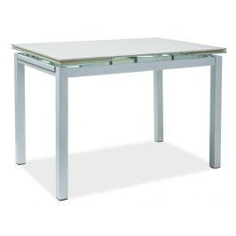 Casarredo Jídelní stůl TURIN rozkládací bílý