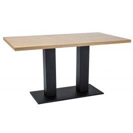 Casarredo Jídelní stůl SAURON dub masiv 150x90 cm