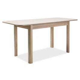 Casarredo Jídelní stůl DIEGO 120x68 dub sonoma