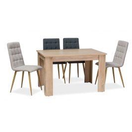 Casarredo Jídelní stůl AVIS 120x80 cm dub sonoma