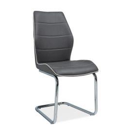 Casarredo Jídelní čalouněná židle H-331 šedá