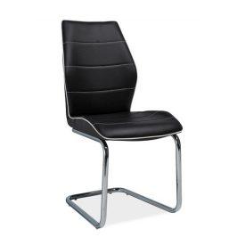 Casarredo Jídelní čalouněná židle H-331 černá