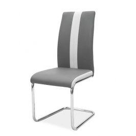 Casarredo Jídelní čalouněná židle H-200 tmavá šedá