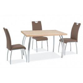 Casarredo Jídelní stůl SK-2 102x64 dub sonoma