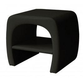 Casarredo Noční stolek ORLEANS černý