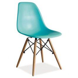 Casarredo Jídelní židle ENZO mořská