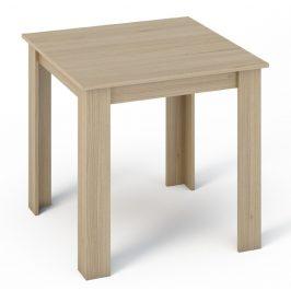 Casarredo Jídelní stůl MANGA 80x80 sonoma