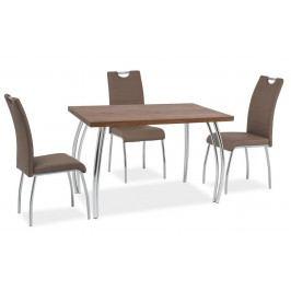 Casarredo Jídelní stůl SK-2 ořech