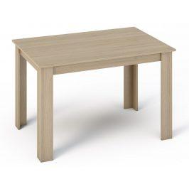 Casarredo Jídelní stůl KONGO 120x80 sonoma