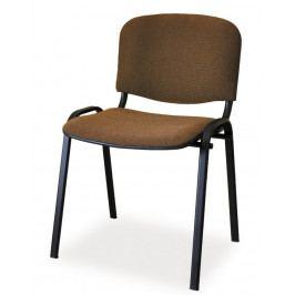 Casarredo Čalouněná židle ISO černá/hnědá