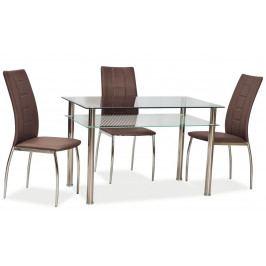 Casarredo Jídelní stůl PIXEL 100x60 cm