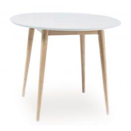 Casarredo Jídelní stůl kulatý LARSON 90x90 cm