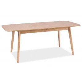 Casarredo Jídelní stůl rozkládací FELICIO dub 150