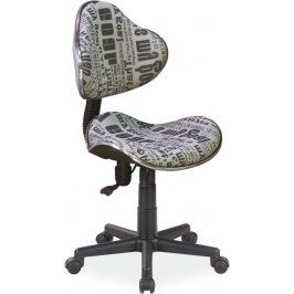Casarredo Kancelářská židle Q-G2 text