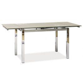 Casarredo Jídelní stůl GD-017 rozkládací tmavý béž
