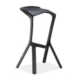 Casarredo Barová židle VOLT černá