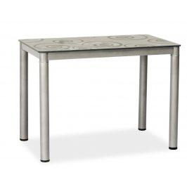 Casarredo Jídelní stůl DAMAR šedý