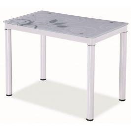 Casarredo Jídelní stůl DAMAR bílý