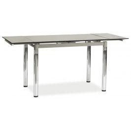Casarredo Jídelní stůl GD-018 rozkládací šedý