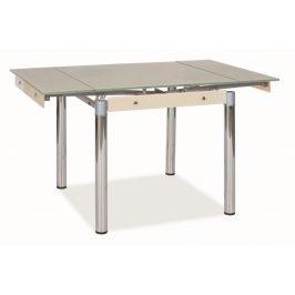 Casarredo Jídelní stůl GD-082 rozkládací krém