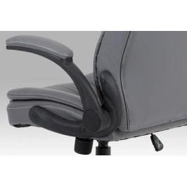 Autronic Kancelářská židle KA-G301 GREY