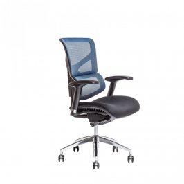 Office Pro Kancelářská židle MEROPE BP - IW-04, modrá