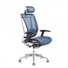 Office Pro Kancelářská židle LACERTA - IW-04, modrá