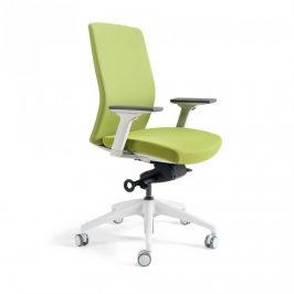 Office Pro Kancelářská židle J2 WHITE BP - zelená 203