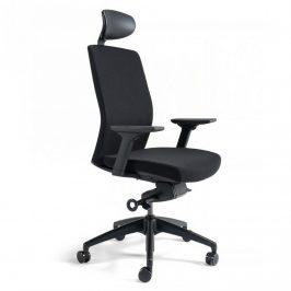 Office Pro Kancelářská židle J2 SP černý plast - černá 201