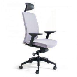 Office Pro Kancelářská židle J2 SP černý plast - šedá 206