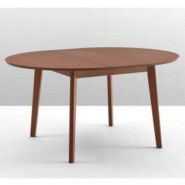 Tempo Kondela Jídelní stůl ALTON - buk merlot