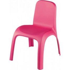 Rojaplast Dětská židle KIDS CHAIR - růžová
