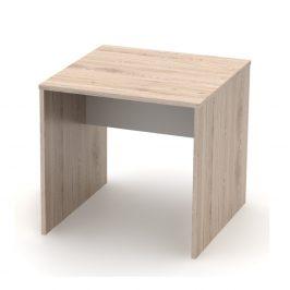 Tempo Kondela Psací stůl, san remo / bílá, RIOMA TYP 17