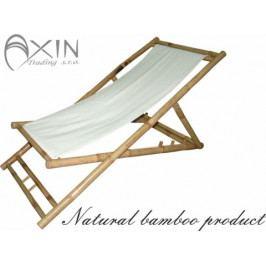 Axin Trading Bambusové lehátko Relax bambus