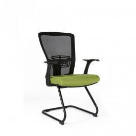 Office Pro Jednací židle THEMIS MEETING - TD-20, zelená Kancelářská křesla