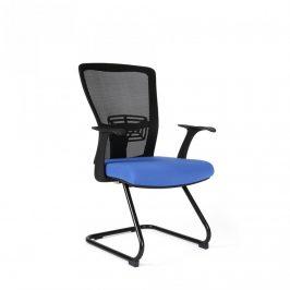 Office Pro Jednací židle THEMIS MEETING - TD-11, modrá