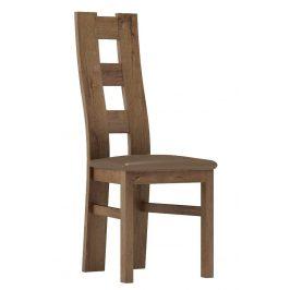 Casarredo Čalouněná židle TADEÁŠ dub lefkas/Victoria 31 Židle do kuchyně