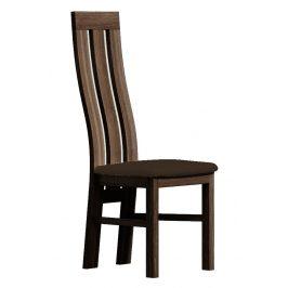 Casarredo Čalouněná židle II tmavý jasan/Victoria 36