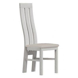 Casarredo Čalouněná židle II bílá/Victoria 20 Židle do kuchyně
