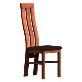 Casarredo Čalouněná židle PARIS dub stoletý/Victoria 36 Židle do kuchyně