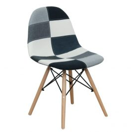 Tempo Kondela Jídelní židle CANDIE 2 NEW TYP 3 E-53 - látka / vzor