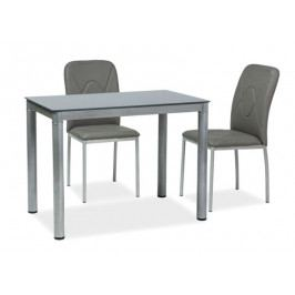 Casarredo Jídelní stůl GALANT šedý 60x100