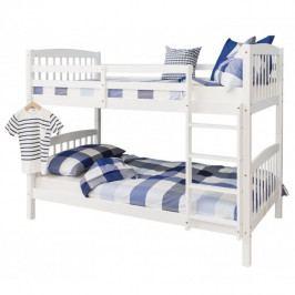 Tempo Kondela Patrová rozložitelná postel RAVELO - bílá