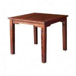 Idea Jídelní stůl 90x90 HAVANA lak