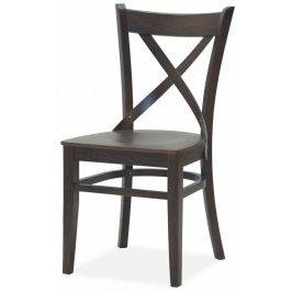 MIKO Jídelní židle A010-P MASIV