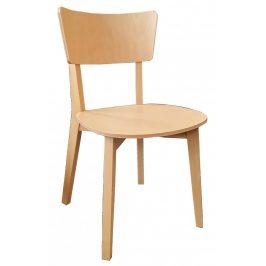MIKO Jídelní židle DIMMY BUK MASIV