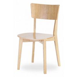MIKO Jídelní židle DIMMY DUB MASIV