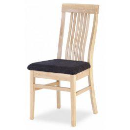 MIKO Jídelní židle TAKUNA DUB LÁTKA