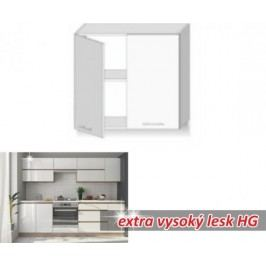 Tempo Kondela Kuchyňská skříňka LINE WHITE G80